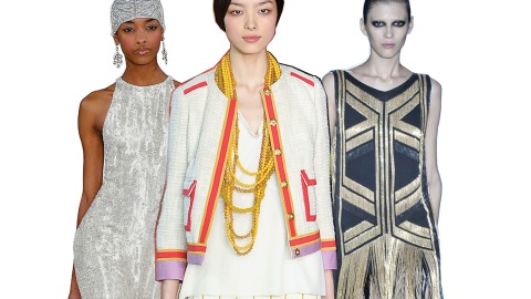 The Jazz Age Babes: What They Would Wear From Spring 2012 | StyleCaster