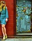 Nicole Miller Street Style