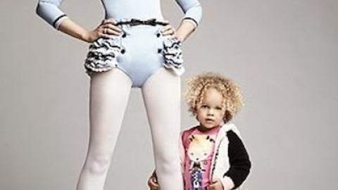 Gwen Stefani's Harajuku Mini for Target Preview   StyleCaster