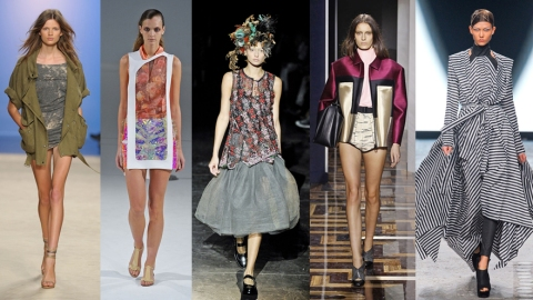 Paris Fashion Week: The Best Collections So Far! | StyleCaster