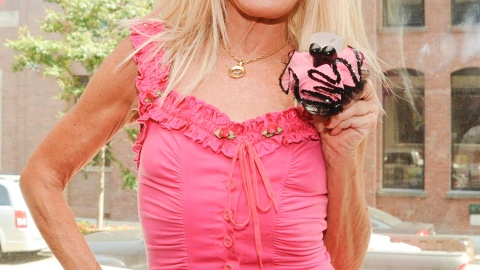 Betsey Johnson Takes A Stand Against Breast Cancer   StyleCaster