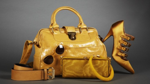 Accessories Trend Report: The Golden Rule   StyleCaster