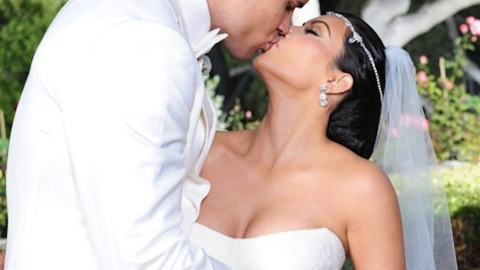 Highs & Lows Of Kim Kardashian's Fairytale Wedding: Part I   StyleCaster