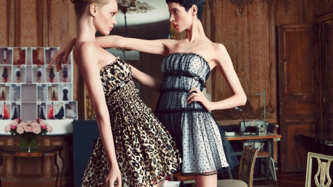 See The Full Giambattista Valli x Macy's Looks + Campaign! | StyleCaster