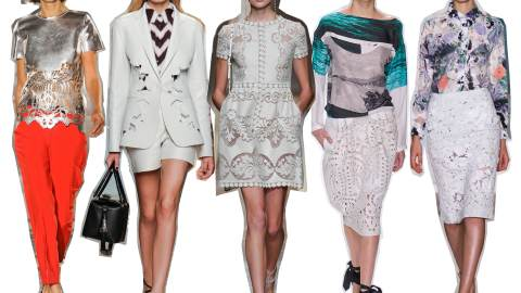 Spring 2012 Trend: Making The Cut (Our Fave Cutout Fashions) | StyleCaster