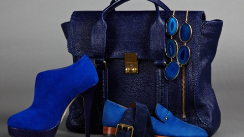 Accessories Trend Report: It's Time To Sing The Blues | StyleCaster