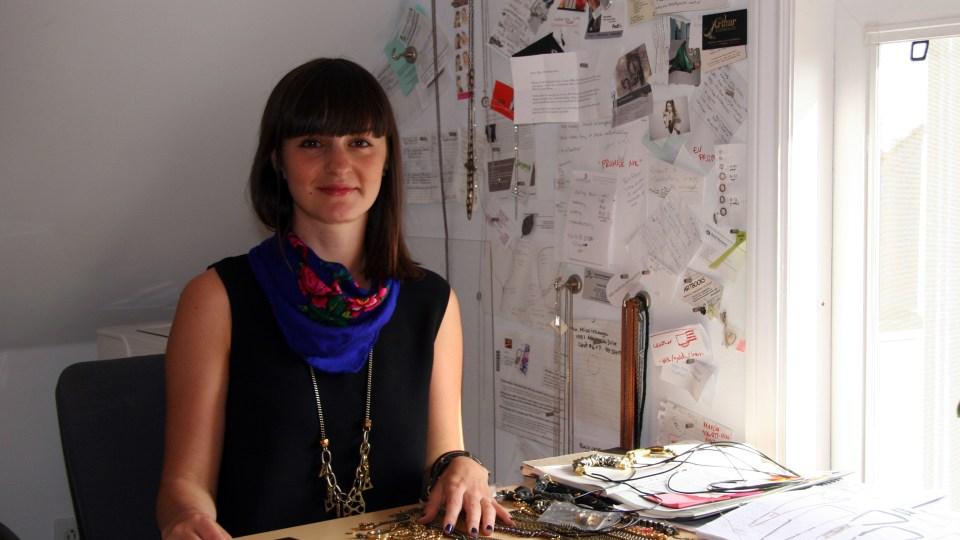Pyrite and Chains: We Visit Biko Jewelry's Toronto Studio | StyleCaster
