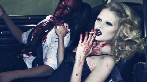 Style Gone Zombie: 12 Halloween-Worthy Fashion Moments   StyleCaster