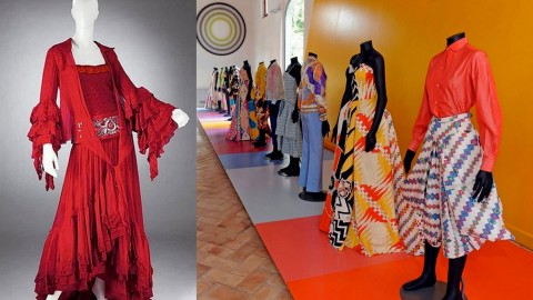 Two New Museum Exhibits Highlight Armani, Missoni, Pucci | StyleCaster
