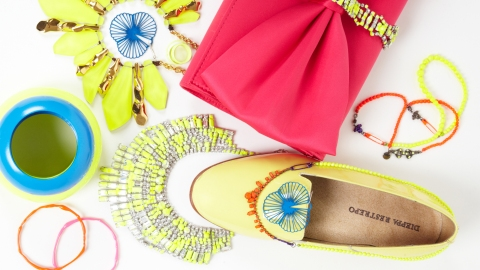 Accessories Trend Report: Bright and Brighter | StyleCaster
