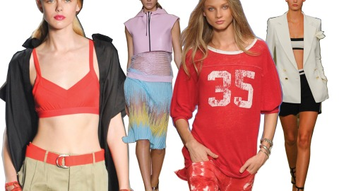 Spring 2012 Trend: Sporty Chic | StyleCaster