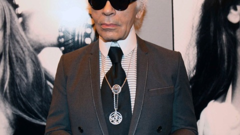 Fashionably Late No More: Karl Lagerfeld Joins With Fossil | StyleCaster