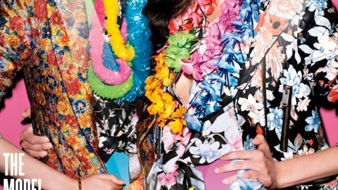 Step Back, Lady Gaga: Models Take Over Cover Of V Magazine   StyleCaster