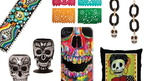 25 Morbidly Awesome Day of the Dead Finds | StyleCaster