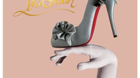 Go Behind the Scenes of Louboutin's '20 Years' Photoshoot | StyleCaster
