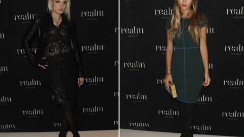 Style Standoff: Becka Diamond vs. Harley V at Realm | StyleCaster