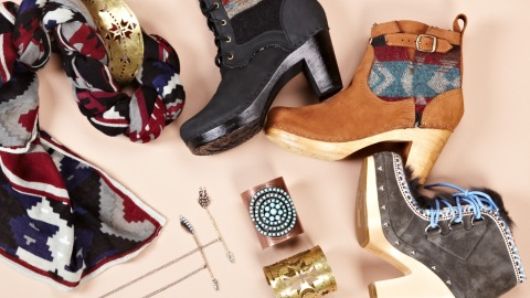 Accessories Trend Report: Head for the Southwest | StyleCaster