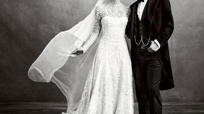 Pictures From Lauren Bush & David Lauren's Western Wedding