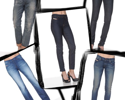 Sexy To Serious, Diesel Creates Denim For Every Attitude