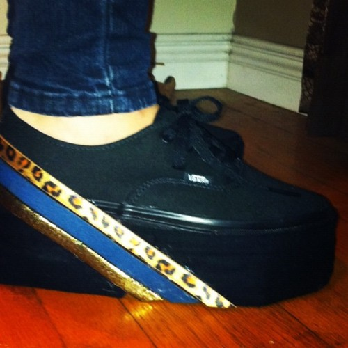 Make Your Own DIY Pair of Creepers