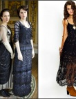 Dress-Up Like Downton Abbey's High Society Brits
