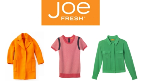 Freshen Up Your Wardrobe With Joe Fresh – Giveaway! | StyleCaster
