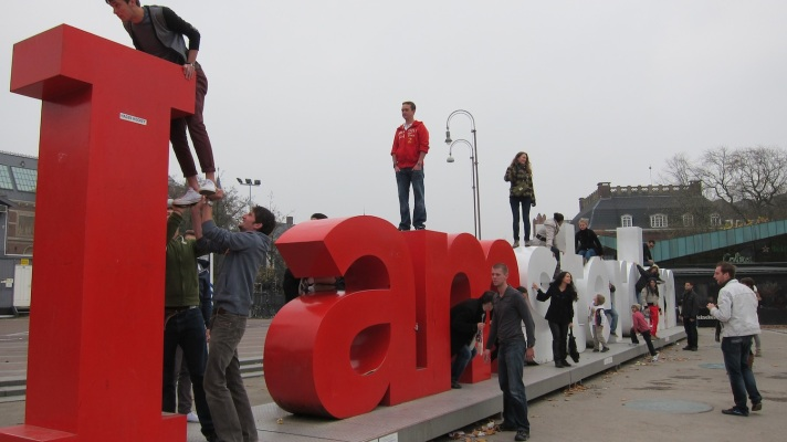 How To Take A Long Weekend, Amsterdam Style