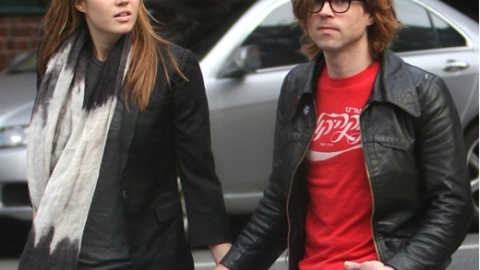 Mandy Moore and Ryan Adams are Married | StyleCaster