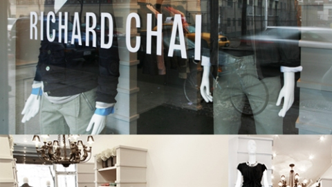 Richard Chai Designs Clothes Guys (and Girls) Want to Wear, Takes Over at Concept Store Den | StyleCaster