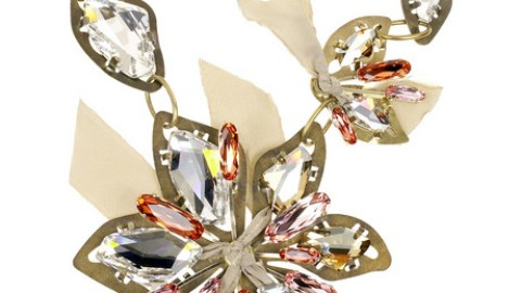 Lanvin Crystal Necklace   StyleCaster