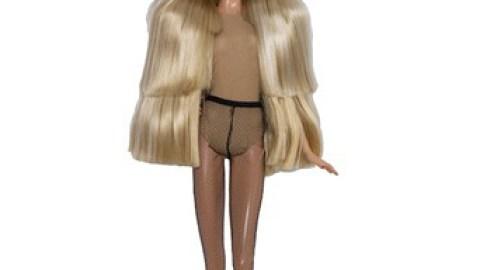 Barbie's New Coat | StyleCaster