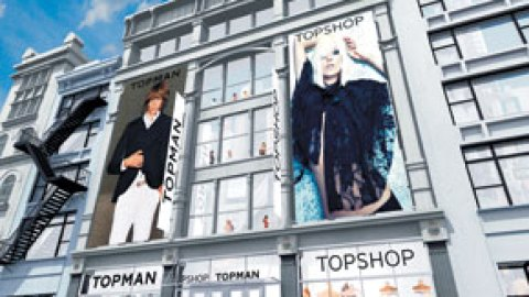 Getting Tip-Top(shop) For Spring | StyleCaster