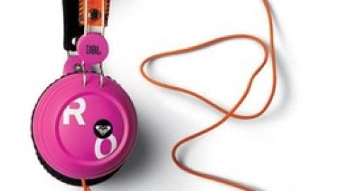 Roxy Designs Headphones for Spring | StyleCaster