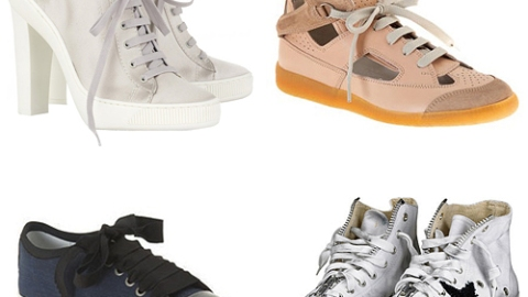 Sneakers: The New Luxury Shoe   StyleCaster