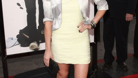 """Brittany Snow Hits the Red Carpet for """"17 Again"""" 