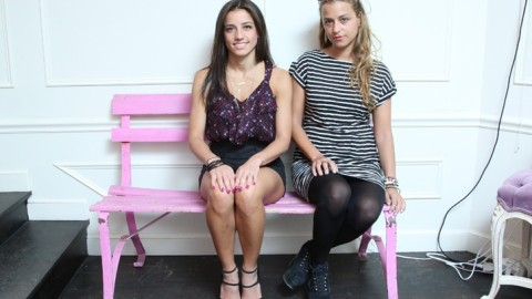 Shoshanna and Charlotte Team Up   StyleCaster
