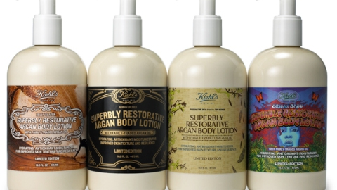 Luscious Lotion, Celebrity Labels, Great Cause | StyleCaster