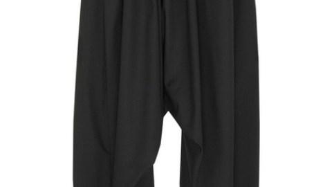Vivienne Westwood Red Label Wool Harem Pant | StyleCaster