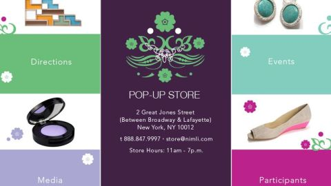 Nimli Celebrates Earth Day with a Pop-Up Shop | StyleCaster
