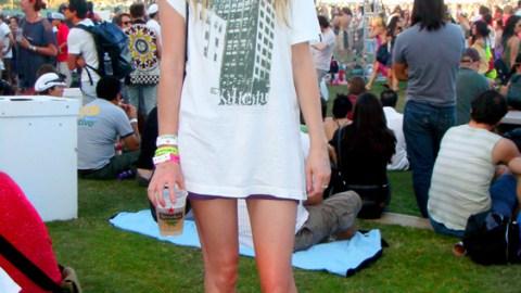 COACHELLA: Meryl Haley | StyleCaster