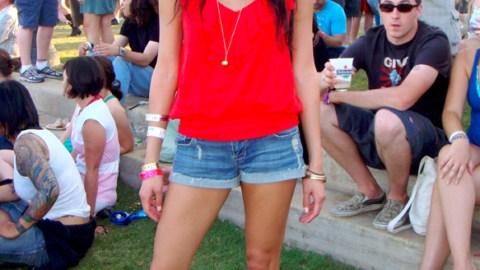 COACHELLA: Gracie Vengco | StyleCaster