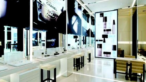 Chanel's First Beauty Boutique   StyleCaster