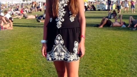 COACHELLA: Natalia Kalb   StyleCaster