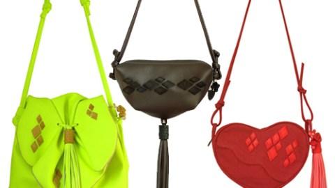 Hyde S. K's Pop-Folk Bags | StyleCaster