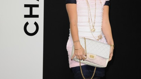 Lily Allen, the New Face of Chanel | StyleCaster