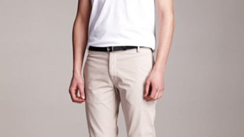 Men's Must: Acne Jeans Guy Pop Chinos | StyleCaster