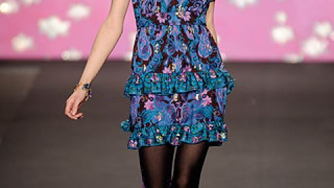 Target Anna Sui : Designer Collaboration | StyleCaster