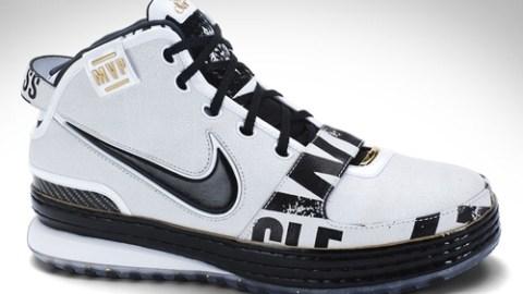 LeBron Kicks it MVP Style | StyleCaster