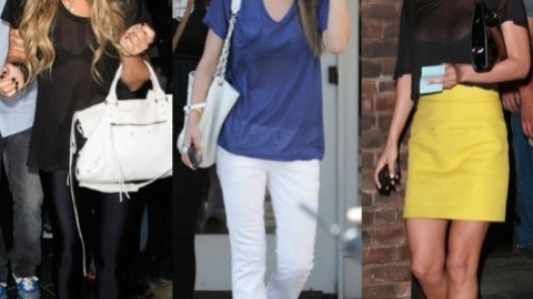 Celebrity Mictrotrend: KAIN Label Tees | StyleCaster