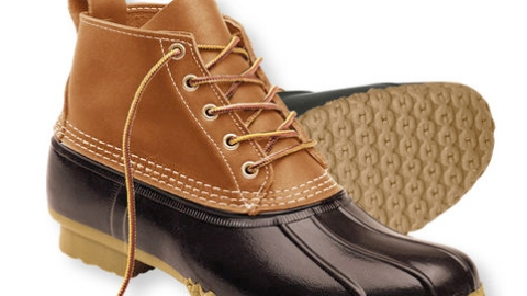 Men's Must: L.L.Bean Bean Boots | StyleCaster
